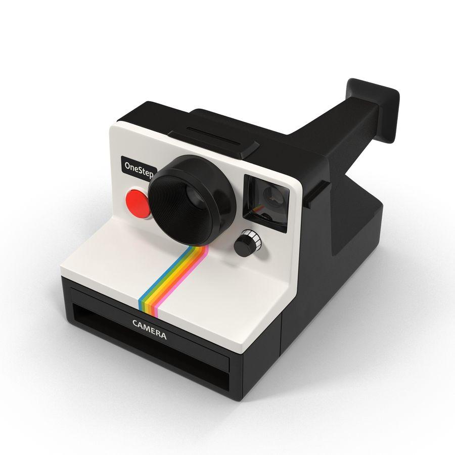 Generic Film Camera royalty-free 3d model - Preview no. 5