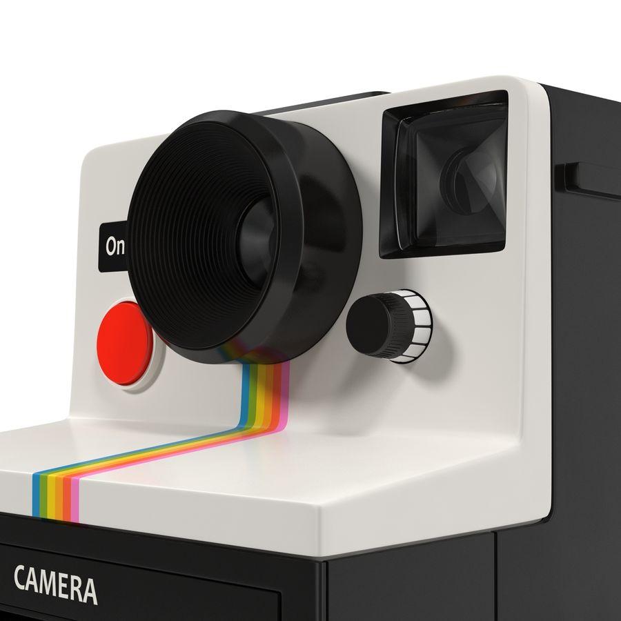 Generic Film Camera royalty-free 3d model - Preview no. 9