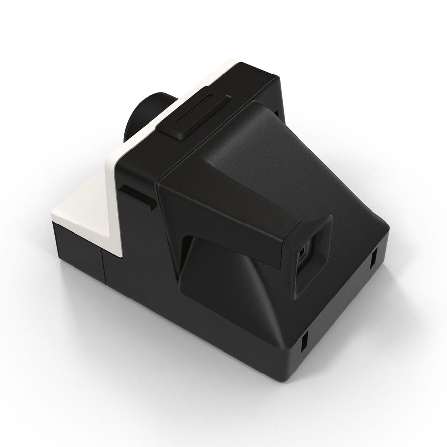 Generic Film Camera royalty-free 3d model - Preview no. 4