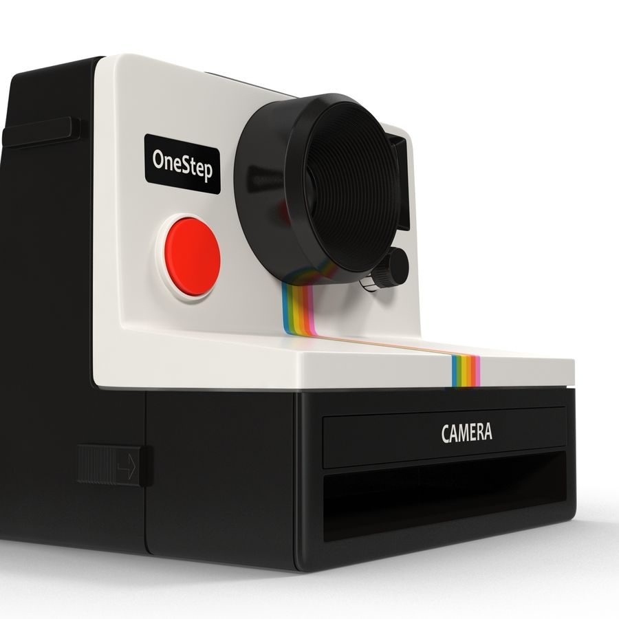 Generic Film Camera royalty-free 3d model - Preview no. 8