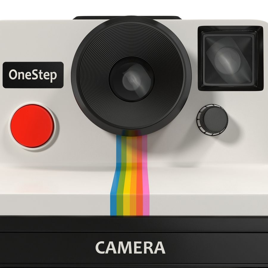Generic Film Camera royalty-free 3d model - Preview no. 10