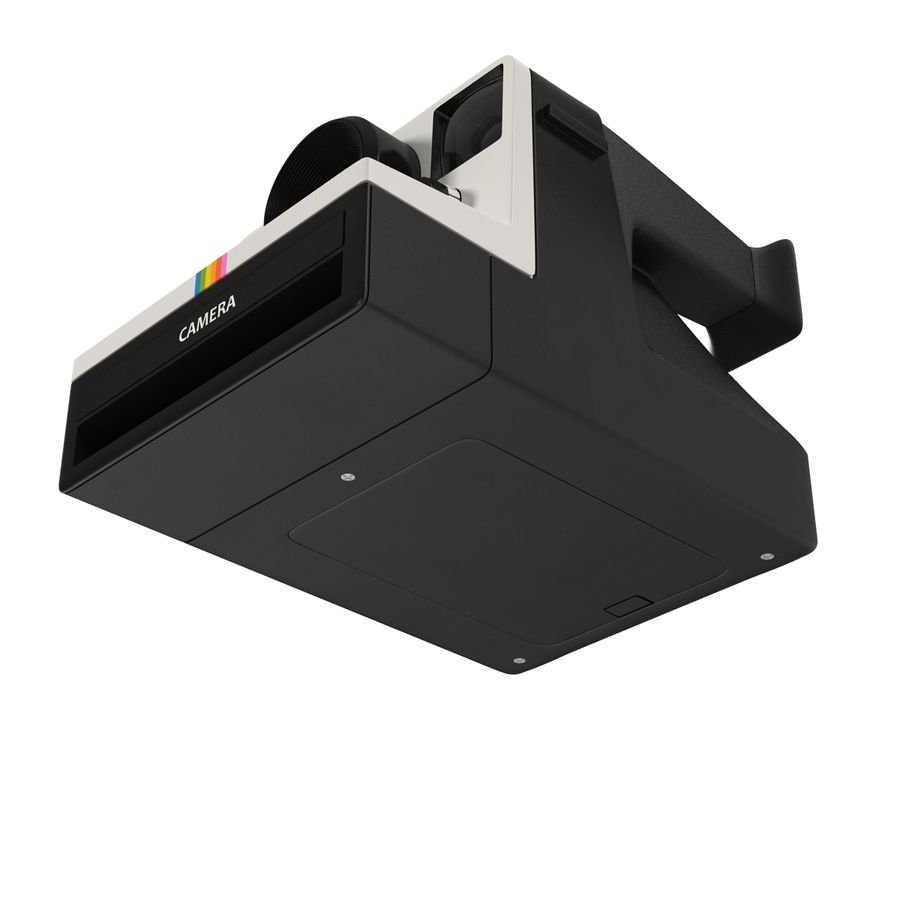 Generic Film Camera royalty-free 3d model - Preview no. 11