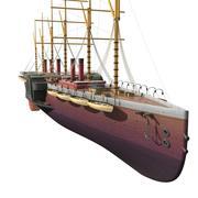 Great Eastern - SHIP 3d model
