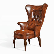 Armchair Jean De Merry 3d model