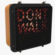 Gehen Sie nicht Signal 2 3d model