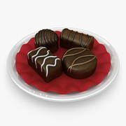 Chocolate Sweets 3d model