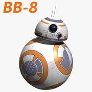 BB8 Star Wars 3d model