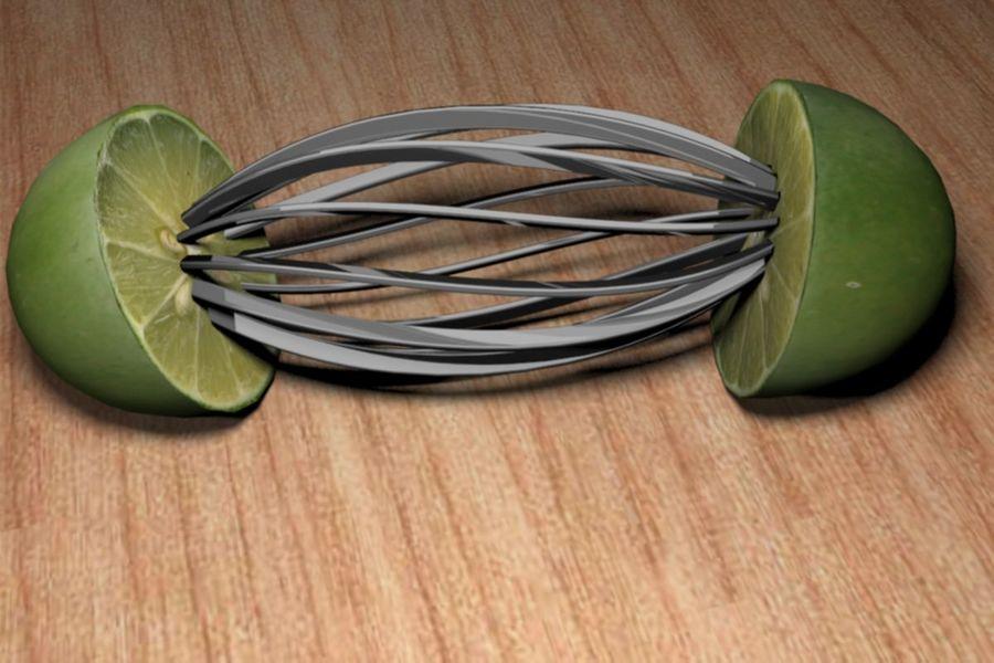 Citrus Juicer royalty-free 3d model - Preview no. 6