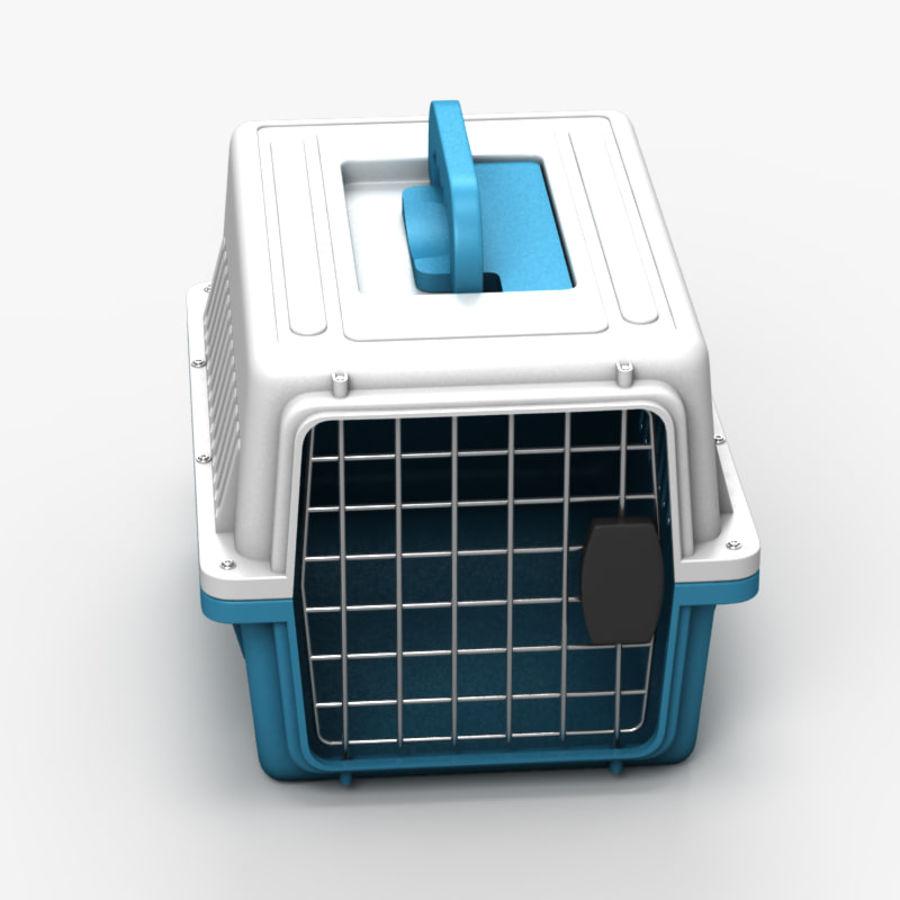Gabbia per animali domestici royalty-free 3d model - Preview no. 3