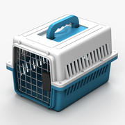 宠物笼 3d model