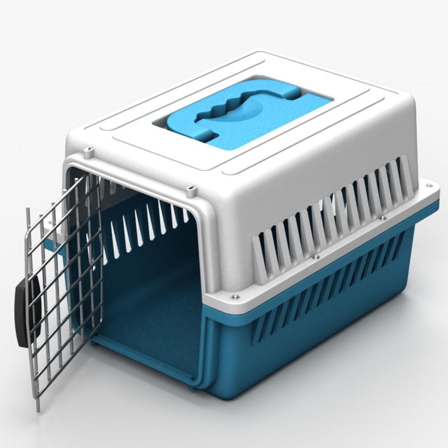 Gabbia per animali domestici royalty-free 3d model - Preview no. 2