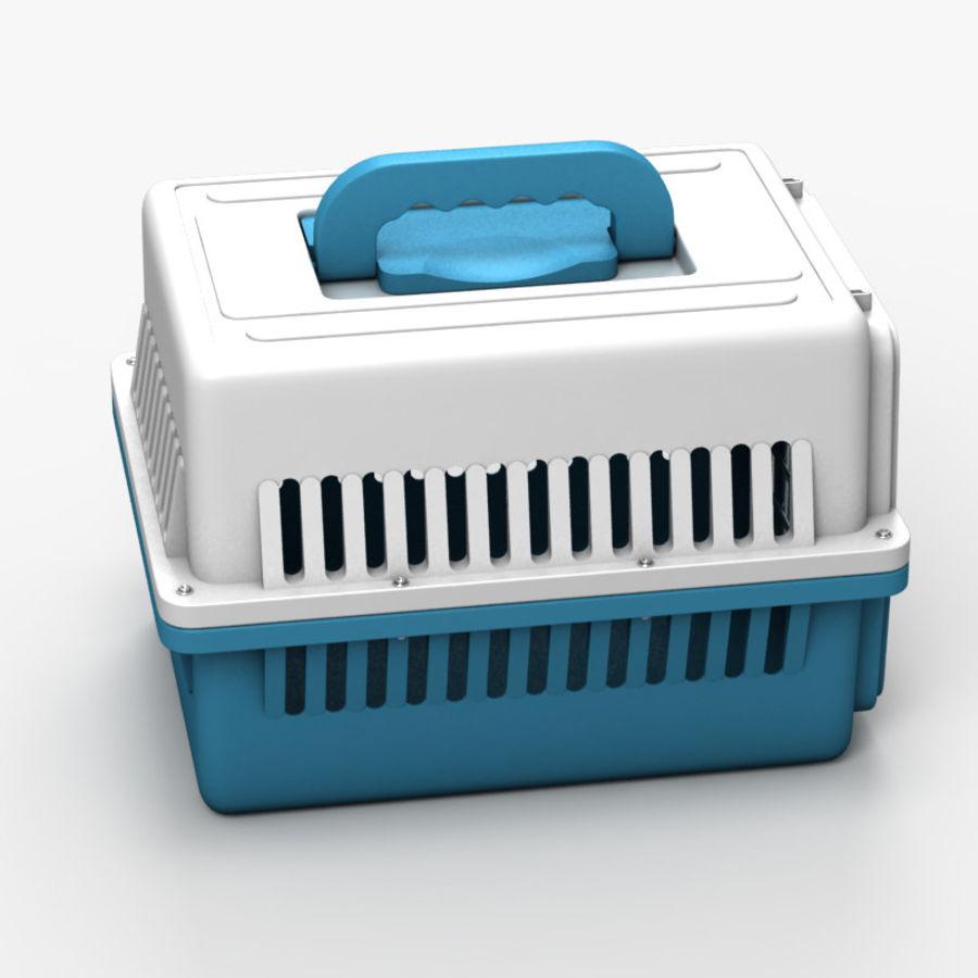 Gabbia per animali domestici royalty-free 3d model - Preview no. 5