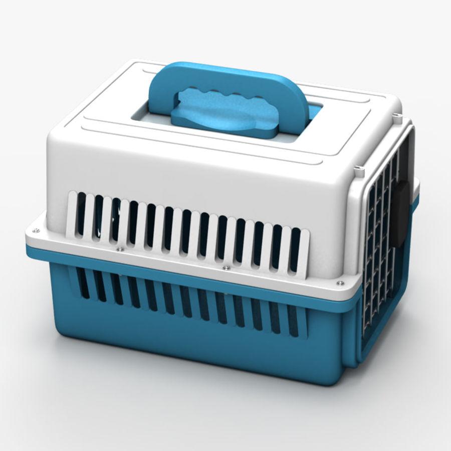 Gabbia per animali domestici royalty-free 3d model - Preview no. 4