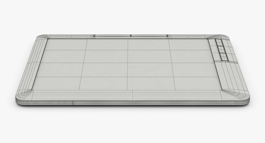 Asus Okuyucu royalty-free 3d model - Preview no. 24