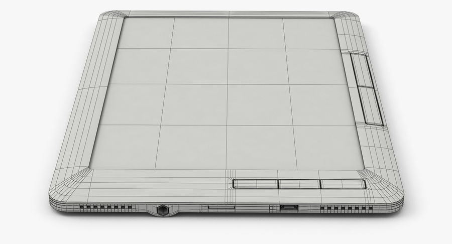 Asus Okuyucu royalty-free 3d model - Preview no. 23