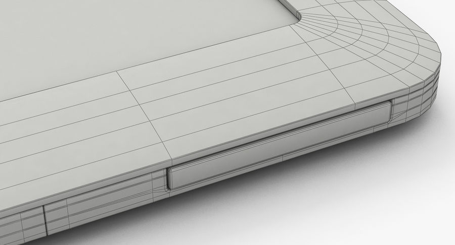 Asus Okuyucu royalty-free 3d model - Preview no. 29
