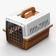 Klatka dla zwierząt domowych 2 3d model