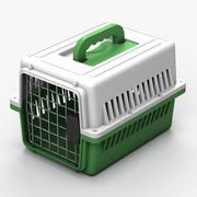 Klatka dla zwierząt domowych 3 3d model