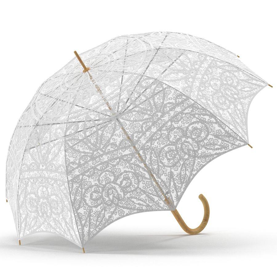 Parasol Parasol royalty-free 3d model - Preview no. 4