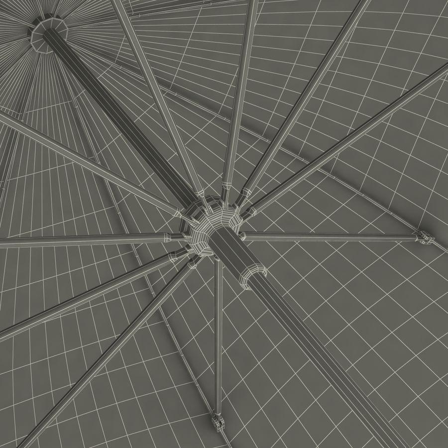 Parasol Parasol royalty-free 3d model - Preview no. 26