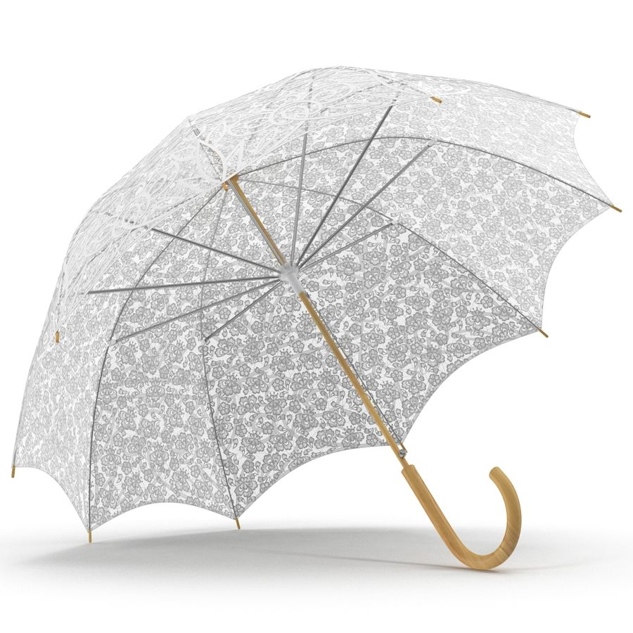 Parasol Parasol royalty-free 3d model - Preview no. 5