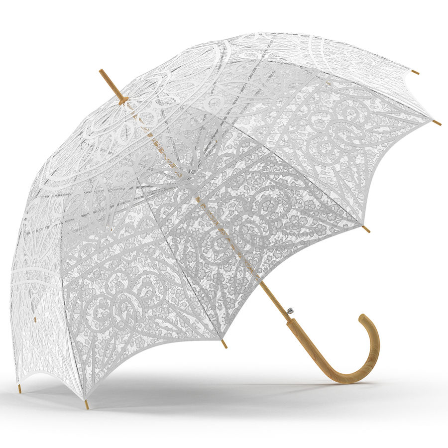 Parasol Parasol royalty-free 3d model - Preview no. 2