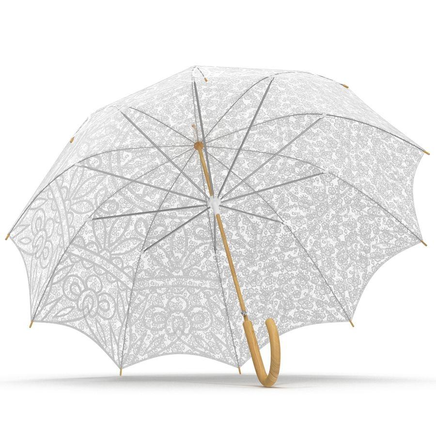 Parasol Parasol royalty-free 3d model - Preview no. 3