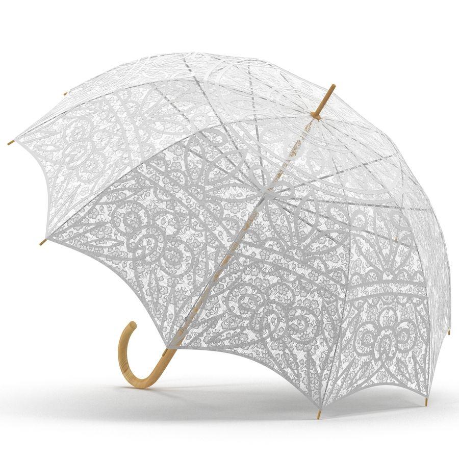 Parasol Parasol royalty-free 3d model - Preview no. 7
