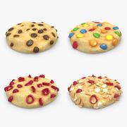 Cookie-verzameling 3d model