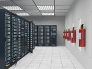 Sala delle comunicazioni 3d model