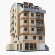 건물 _01 3d model