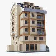 Building_01 3d model