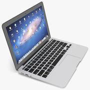MacBook Air 11 inch 2 3D Model 3d model