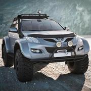 Arctic Trucks SUV 3d model