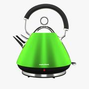アクセントトラディショナルケトルグリーン 3d model