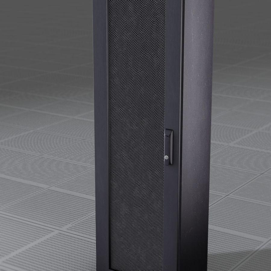 Rack para servidores royalty-free modelo 3d - Preview no. 1