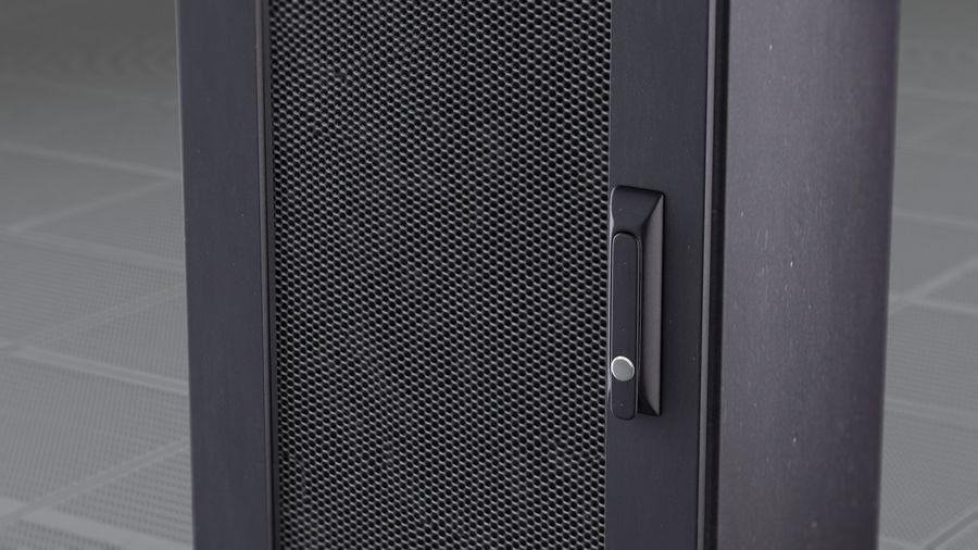 Rack para servidores royalty-free modelo 3d - Preview no. 3