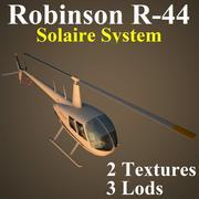 R44 PVT 3d model