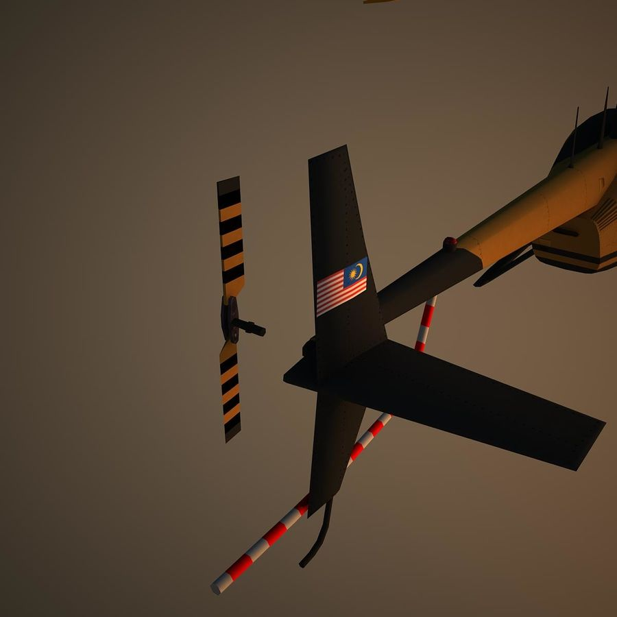 R44 VIP royalty-free 3d model - Preview no. 12