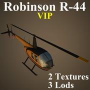 R44 VIP 3d model