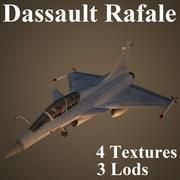 RAFALE 3d model