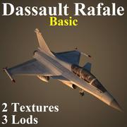 RAFALE Basic 3d model