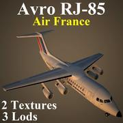 RJ85 AFR 3d model