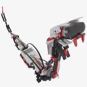 Robotic Snake 3d model