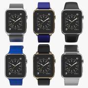 Apple Watch 3D 모델 컬렉션 4 3d model