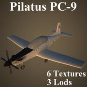 PC9 3d model
