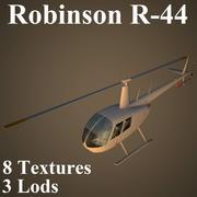 R44 3d model