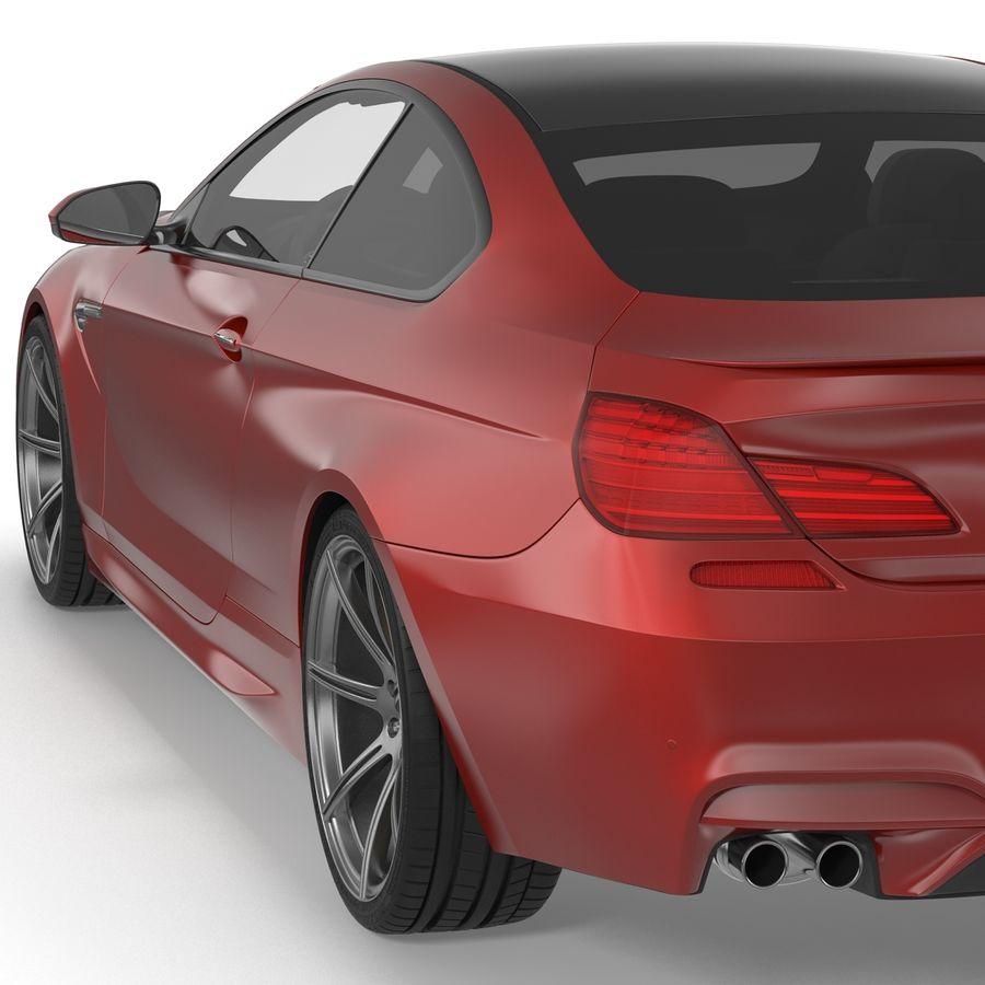 Generic Sedan royalty-free 3d model - Preview no. 22