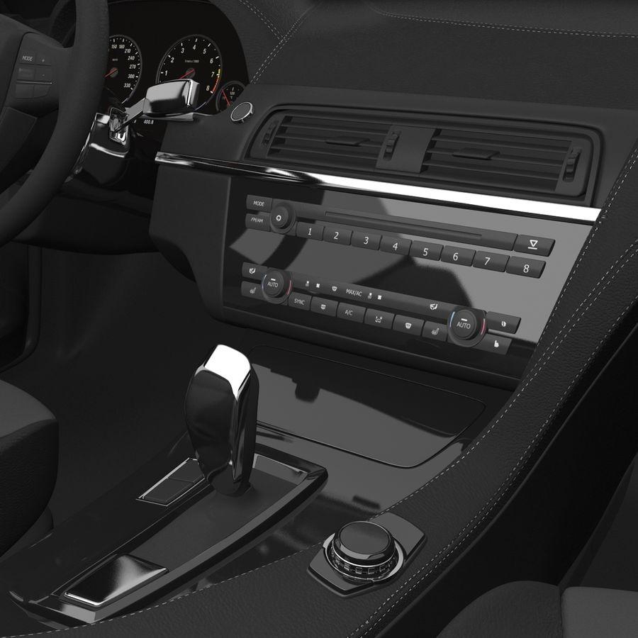 Generic Sedan royalty-free 3d model - Preview no. 27