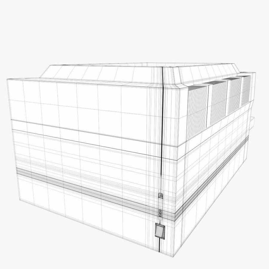 プリンター2 royalty-free 3d model - Preview no. 8